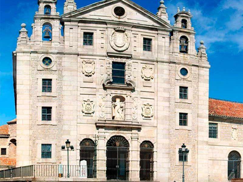 Convento de Santa Teresa en avila