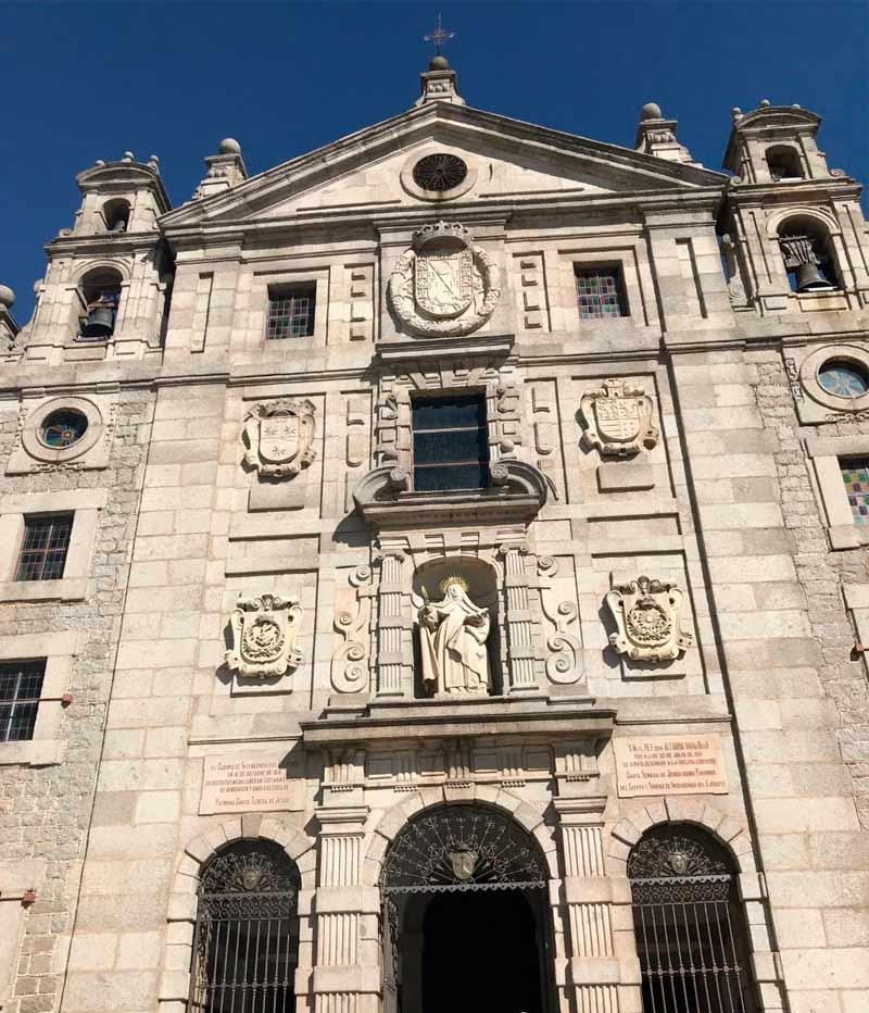 Iglesia Convento Santa Teresa de Jesus