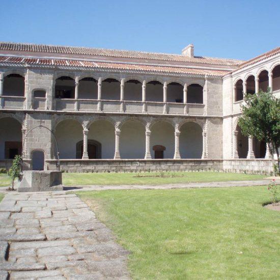 Monasterio de Santo Tomas en Avila